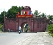 Dien Khanh ancient citadel