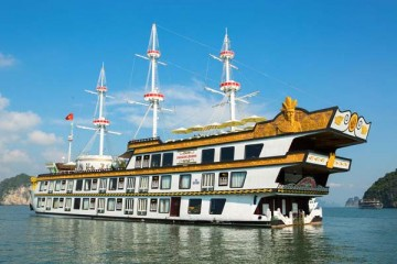Halong Overnight Cruise Tour