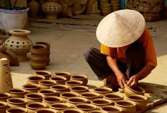 Hoian Craft Village Tour