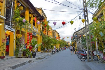 Hoian Walking town & My Son Sanctuary