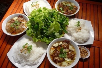 Real Food Adventure Vietnam