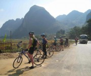 Vietnam Cycling Adventure tour