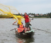 fishing tour in Hoi An