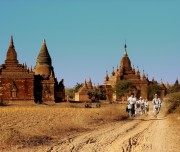 Bagan Cycling Adventure