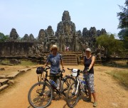 Angkor Temple Cycling