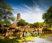 Ayutthaya Cycling