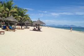 Hoian Beach