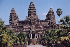 Family Travel To Cambodia