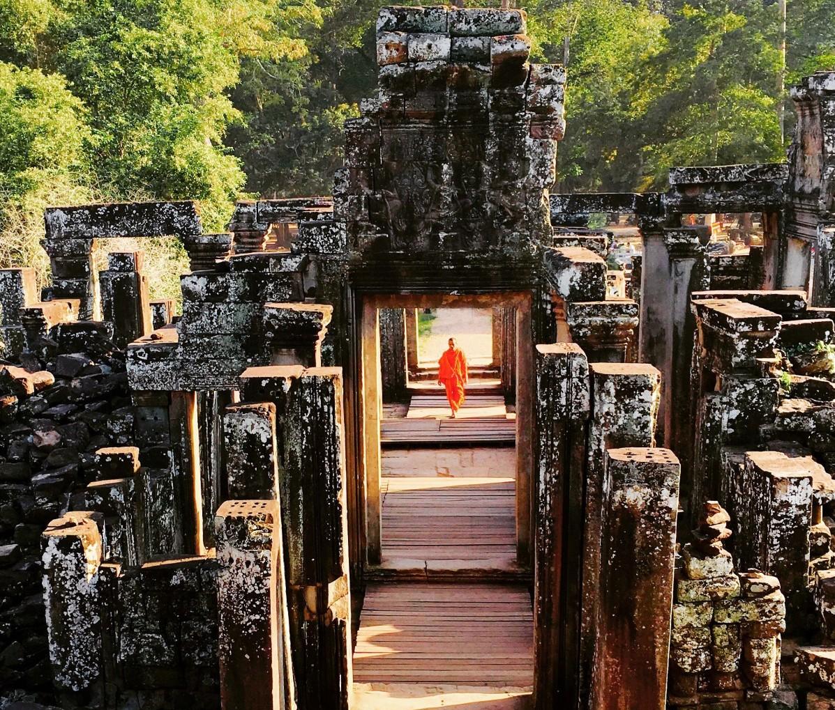 Cambodia Adventure tour