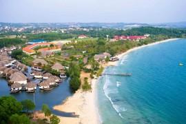 Cambodia beach holiday