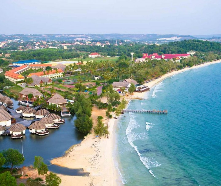 Cambodia beach holiday