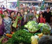 Chaing Mai market