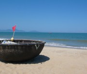 Cua dai beach in Hoian
