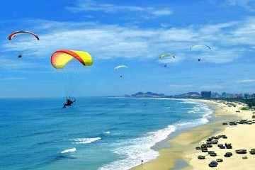 Danang beach holiday