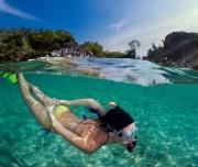 Snorkeling at Koh Tan Island