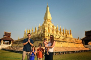 Laos Family retreat