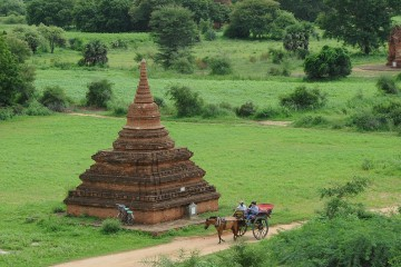 Legends of Bagan