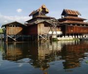 Nga Hpe Kyaung Monastery 2