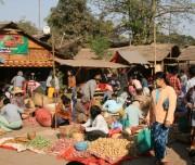 Nyaung Oo market 1