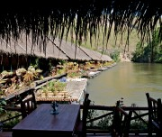 River Kwai Jungle raft tour