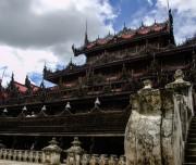 Shwe Kyaung Monastery