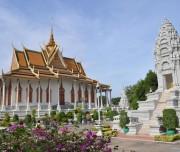 Siver pagoda