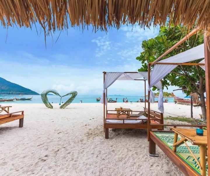 Thailand beach holiday