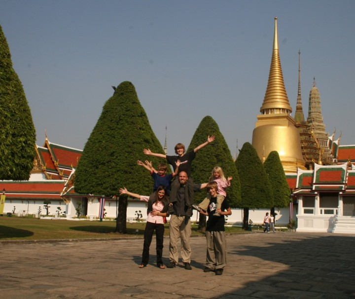 Thailand family vacation tour
