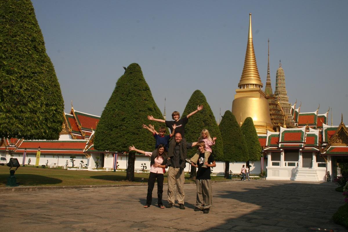 Thailand family vacation tour