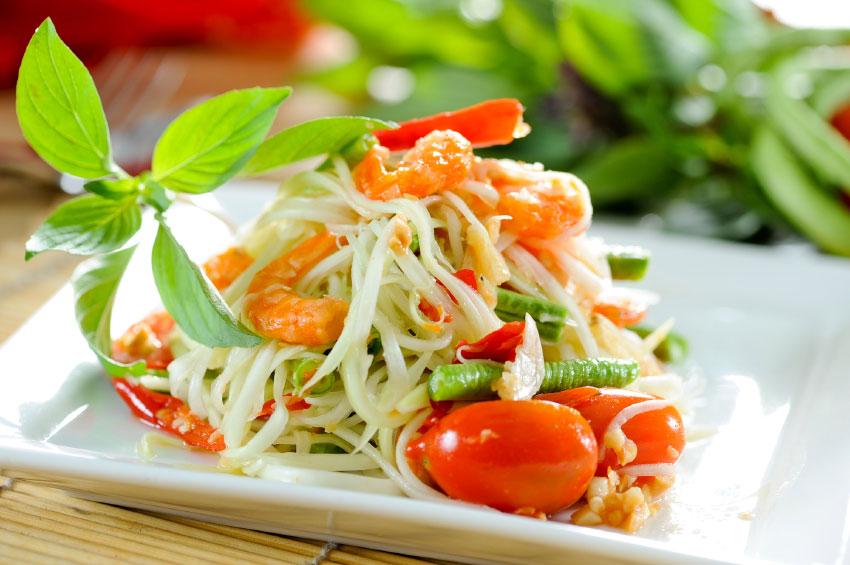 Thailand food tour