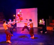 The Circus in Siem Reap