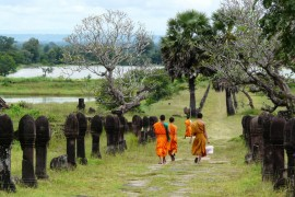 Wat Phou - Mount Asa