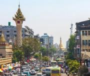 Yangon City