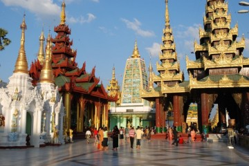 Yangon City Tour