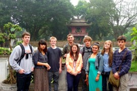 School Tour to Vietnam