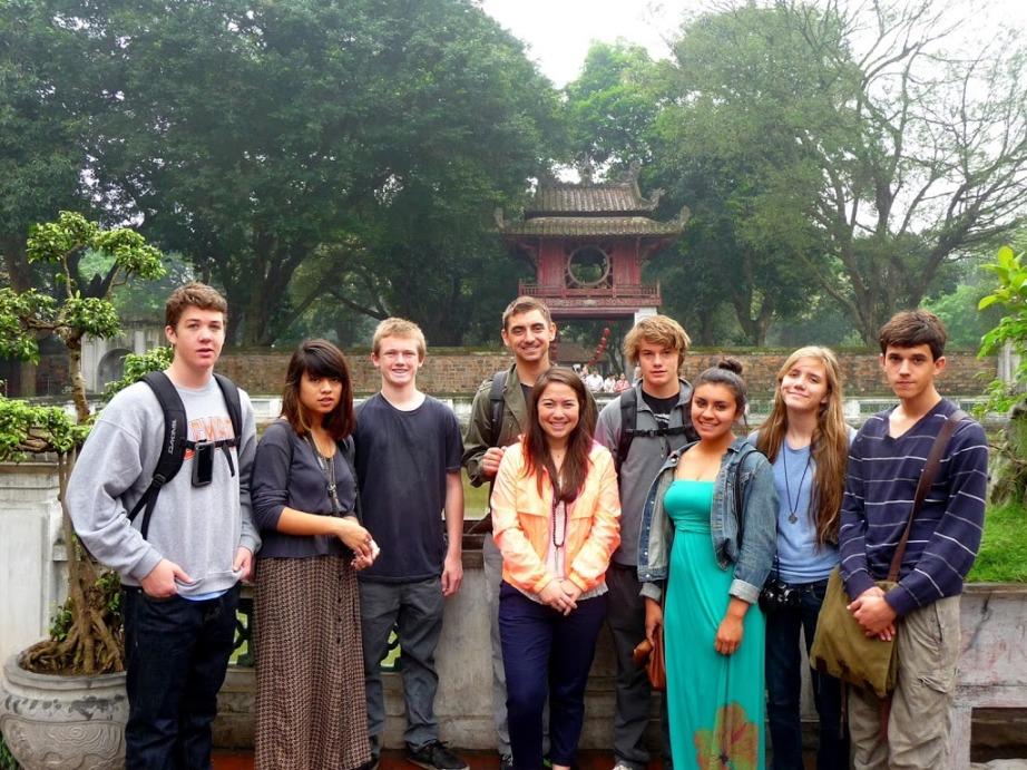 School Tour to Vietnam