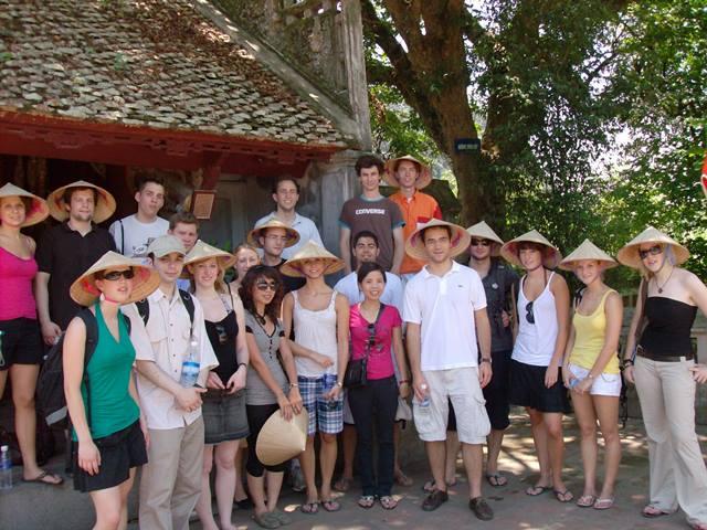 Vietnam School Trip