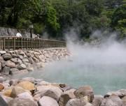 Kenh Ga Hot Spring Water