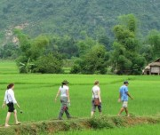 Mai Chau Community Tour