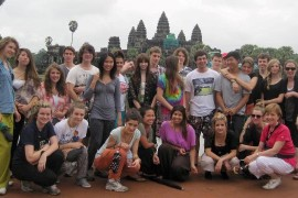 Vietnam Cambodia School Tour