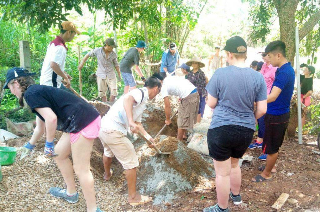 Mai Chau Community Work