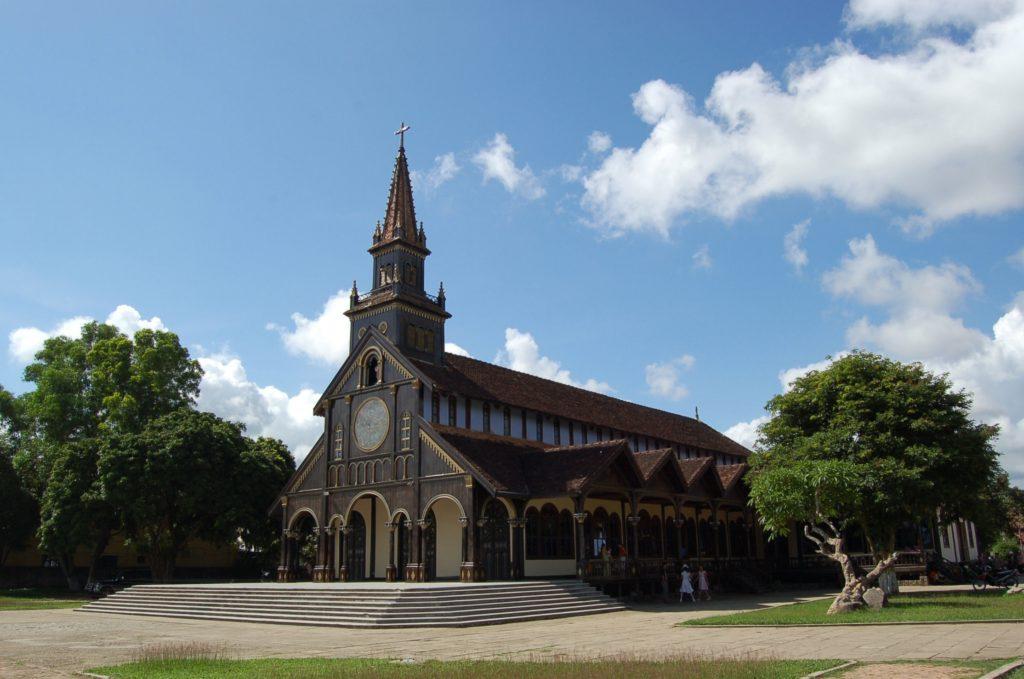 Kon Tum Church